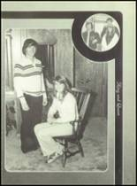 1980 Clyde High School Yearbook Page 34 & 35
