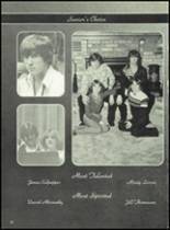 1980 Clyde High School Yearbook Page 36 & 37