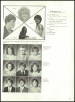 1980 Clyde High School Yearbook Page 40 & 41