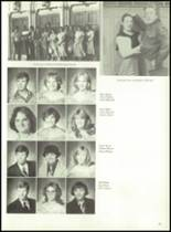 1980 Clyde High School Yearbook Page 44 & 45
