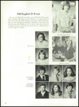 1980 Clyde High School Yearbook Page 48 & 49
