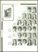 1980 Clyde High School Yearbook Page 50 & 51