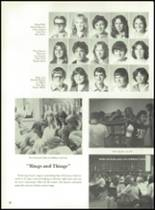 1980 Clyde High School Yearbook Page 52 & 53
