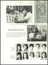 1980 Clyde High School Yearbook Page 54 & 55
