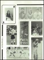 1980 Clyde High School Yearbook Page 58 & 59