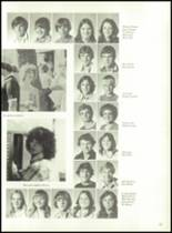 1980 Clyde High School Yearbook Page 60 & 61