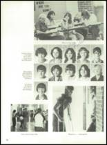 1980 Clyde High School Yearbook Page 66 & 67