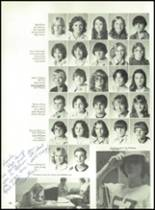 1980 Clyde High School Yearbook Page 68 & 69