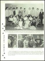 1980 Clyde High School Yearbook Page 70 & 71