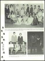 1980 Clyde High School Yearbook Page 72 & 73