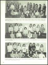 1980 Clyde High School Yearbook Page 82 & 83