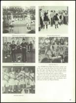 1980 Clyde High School Yearbook Page 86 & 87