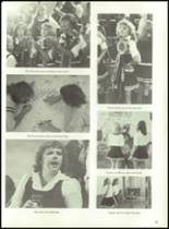 1980 Clyde High School Yearbook Page 88 & 89