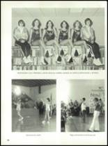 1980 Clyde High School Yearbook Page 92 & 93