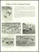 1980 Clyde High School Yearbook Page 98 & 99