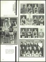 1980 Clyde High School Yearbook Page 100 & 101