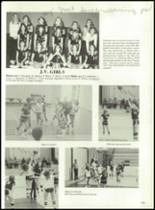 1980 Clyde High School Yearbook Page 104 & 105