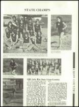 1980 Clyde High School Yearbook Page 106 & 107