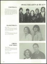 1980 Clyde High School Yearbook Page 108 & 109