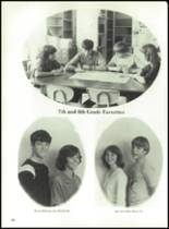 1980 Clyde High School Yearbook Page 110 & 111