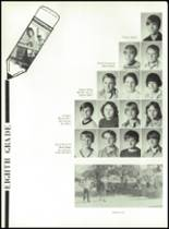 1980 Clyde High School Yearbook Page 112 & 113
