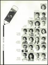 1980 Clyde High School Yearbook Page 124 & 125