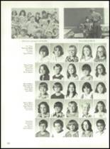 1980 Clyde High School Yearbook Page 126 & 127