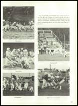 1980 Clyde High School Yearbook Page 130 & 131