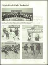 1980 Clyde High School Yearbook Page 132 & 133