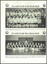 1980 Clyde High School Yearbook Page 134 & 135