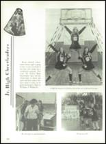 1980 Clyde High School Yearbook Page 136 & 137