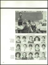 1980 Clyde High School Yearbook Page 142 & 143