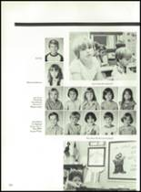 1980 Clyde High School Yearbook Page 154 & 155