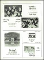 1980 Clyde High School Yearbook Page 160 & 161