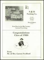 1980 Clyde High School Yearbook Page 170 & 171
