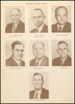 1949 Clyde High School Yearbook Page 10 & 11
