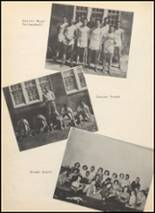 1949 Clyde High School Yearbook Page 32 & 33