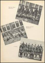 1949 Clyde High School Yearbook Page 34 & 35