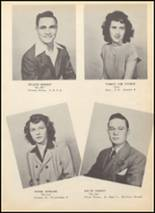 1949 Clyde High School Yearbook Page 42 & 43