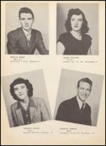 1949 Clyde High School Yearbook Page 44 & 45
