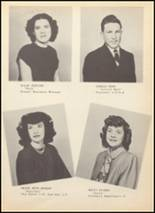 1949 Clyde High School Yearbook Page 46 & 47