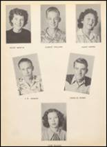 1949 Clyde High School Yearbook Page 56 & 57