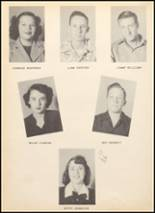 1949 Clyde High School Yearbook Page 58 & 59