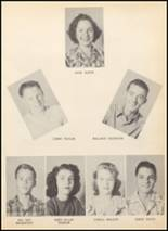 1949 Clyde High School Yearbook Page 60 & 61