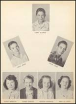 1949 Clyde High School Yearbook Page 62 & 63