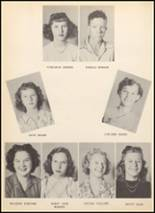 1949 Clyde High School Yearbook Page 64 & 65