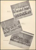 1949 Clyde High School Yearbook Page 82 & 83