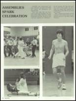 1982 North Eugene High School Yearbook Page 30 & 31