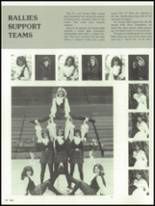 1982 North Eugene High School Yearbook Page 38 & 39