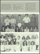 1982 North Eugene High School Yearbook Page 42 & 43